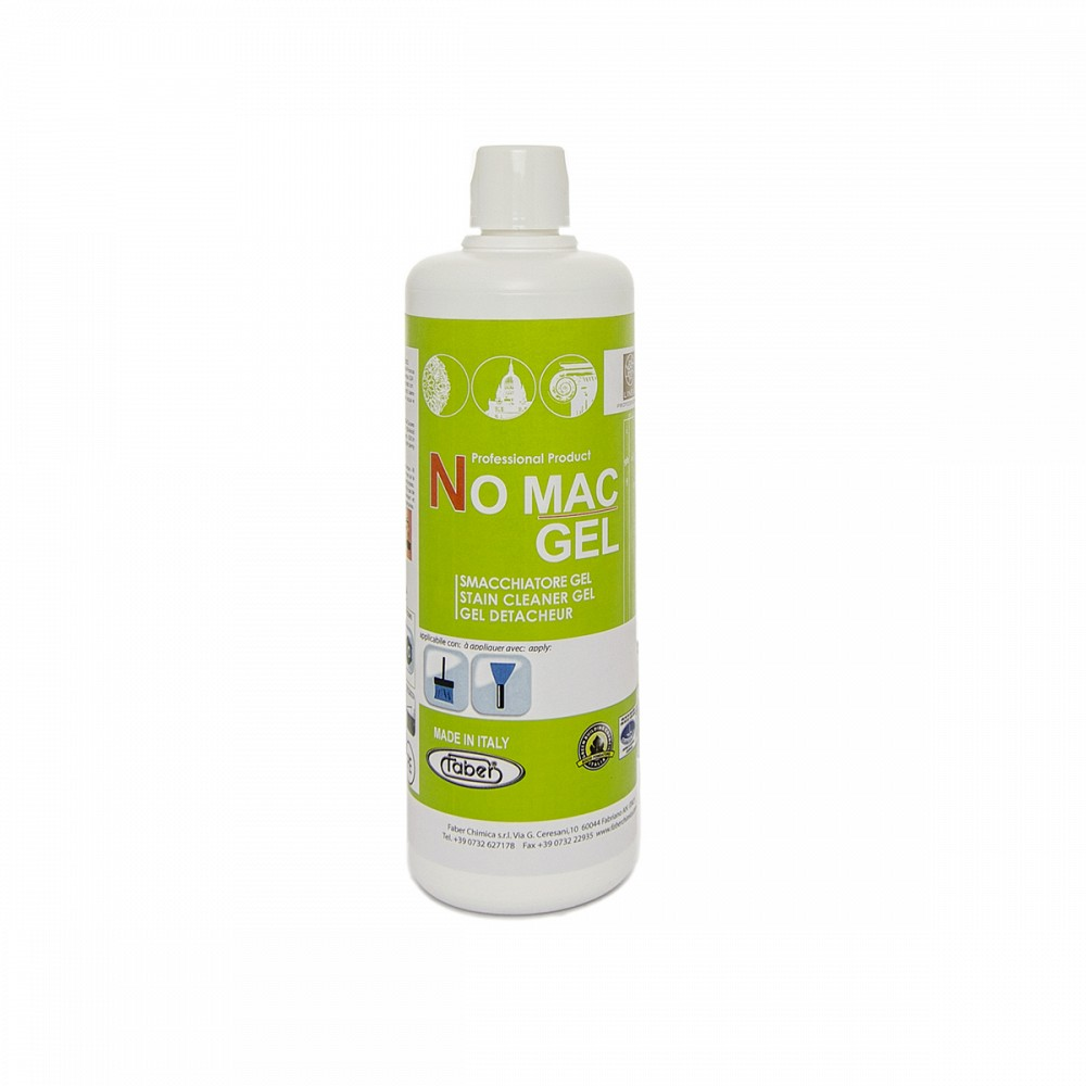 Faber no mac gel coloured stain remover 1ltr combined for Gel stain