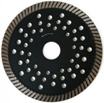 BLACK TURBO BLADE 125MM BMS118