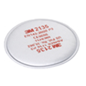 DUST MASK FILTER 3M 2135 (20)