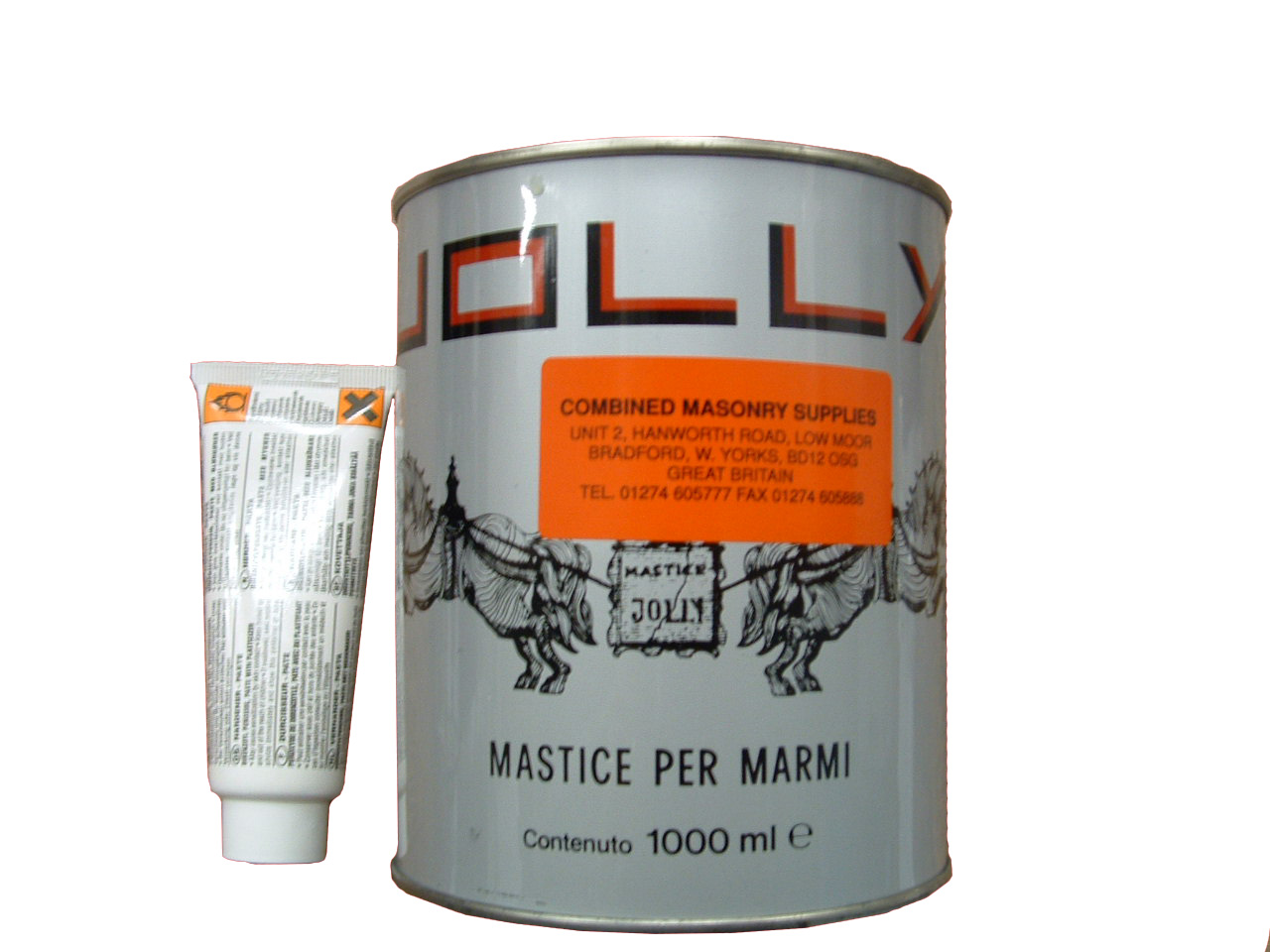Jolly Mastic Adhesive Filler For Granite Marble Amp Stone