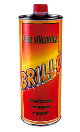 Brillo Silicone Polish And Sealer For Granite Marble And