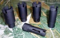 Vacuum Brazed Core Drills