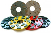 Machine Polishing Discs